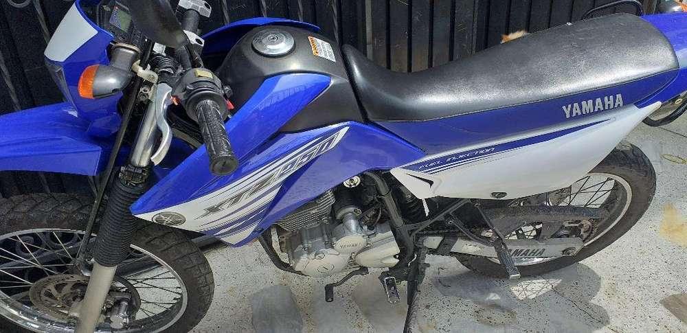 Yamaha Xtz 250 Modelo 2014