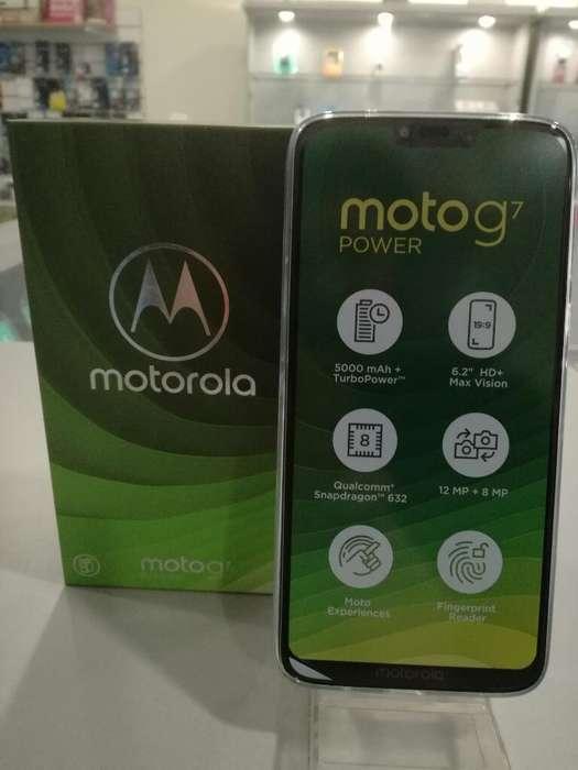Moto G7 Power 64gb Libre