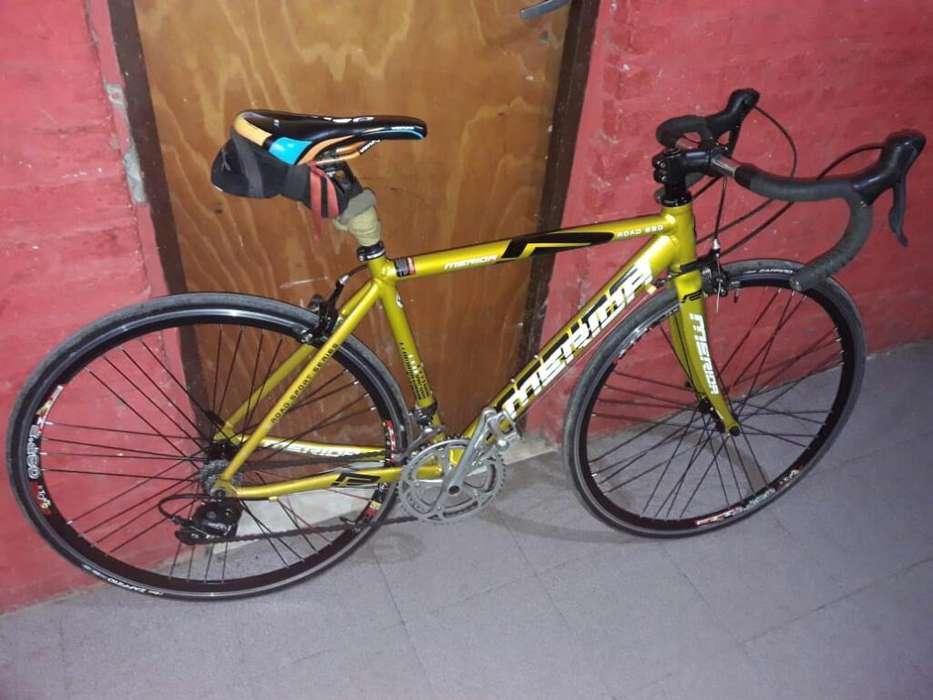 Bicicleta de Ruta Merida