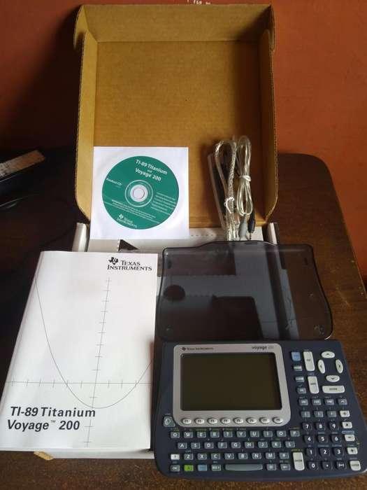 Voyage 200 Texas Instruments