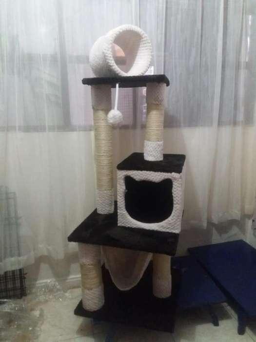 Gimnasio Rascador para <strong>gato</strong>