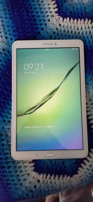 Vendo Tablet Samsung Tab E 9 6
