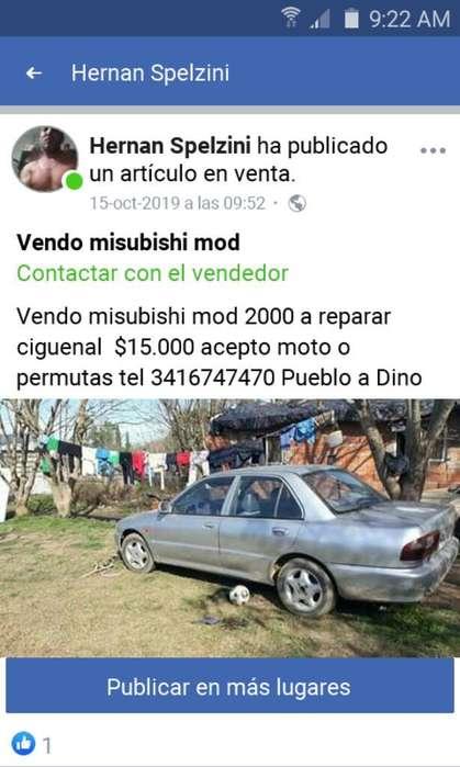 Mitsubishi Proton 1999 - 10000 km