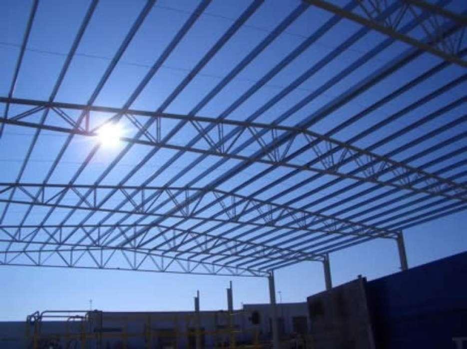 Desmontaje de Estructuras Metalicas