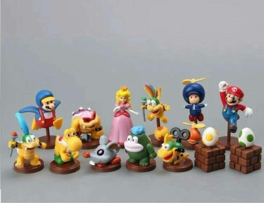 Colección de Super Mario Bros