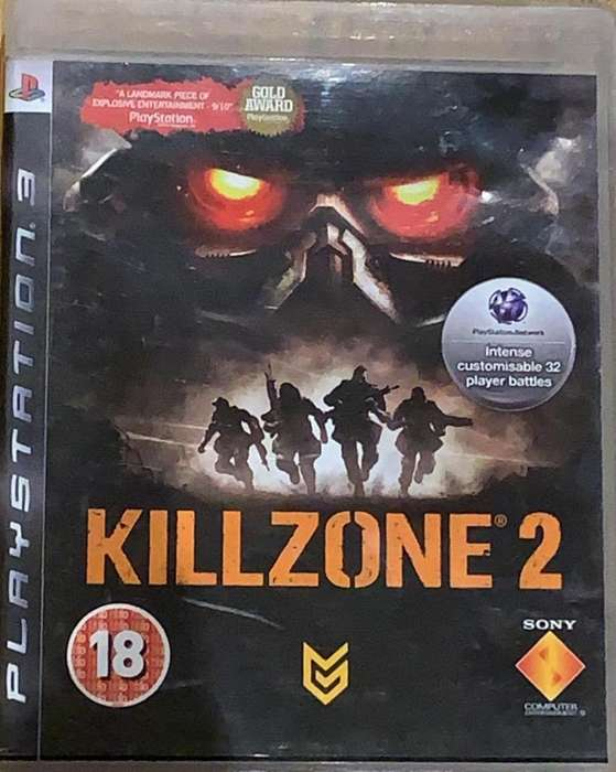 Ps3 Kill Zone
