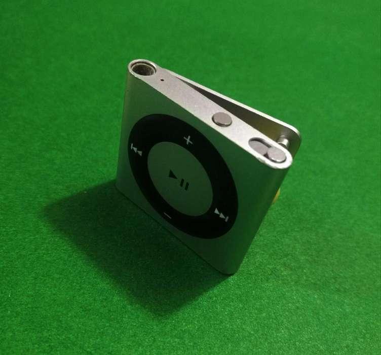 <strong>ipod</strong> Shuffle 4 Generacion 2gb Gris
