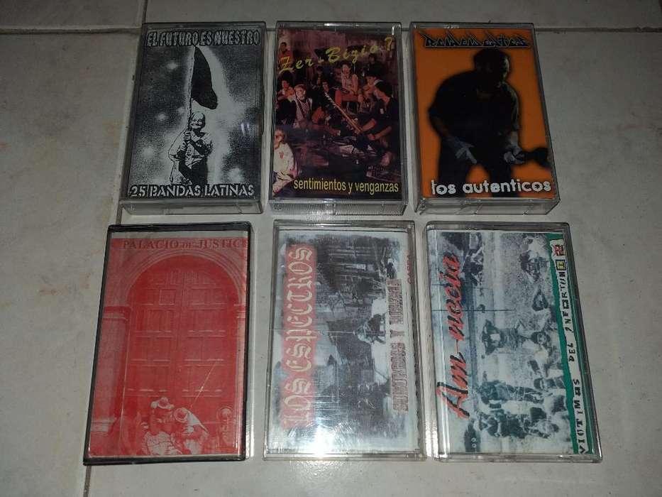 Cassettes Punk Casets Punk Casetes Punk