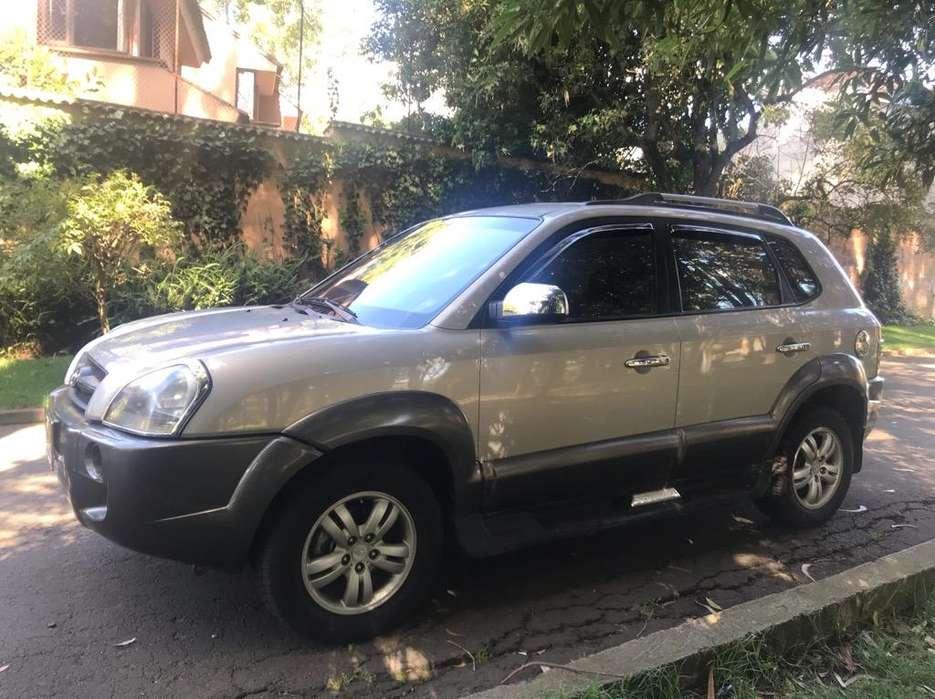 Hyundai Tucson 2008 - 108200 km