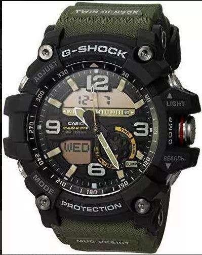 4e005b0f6cb4 Reloj Militar camuflado DESCUENTO DEL 35% Casio G-Shock Mudmaster GG1000.