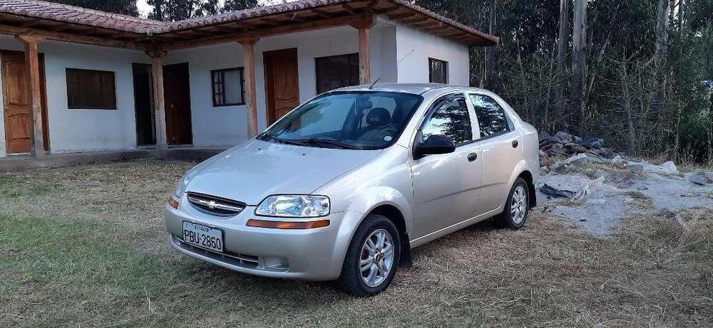 Chevrolet Aveo Family 2012 - 109400 km