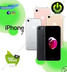 Iphone 7 4.7 pulgadas 12 Mpx Apple / Tienda física Centro de Trujillo / Celulares sellados Garantia 12 Meses