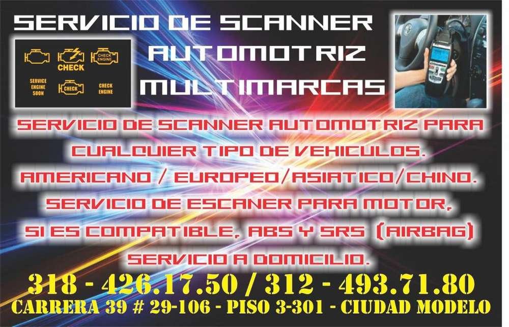 Scanner de Carros - Escaner de Carros