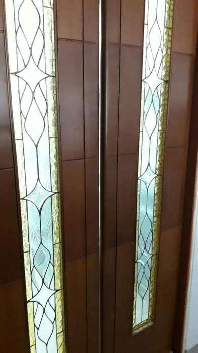Puertas con Vitrales
