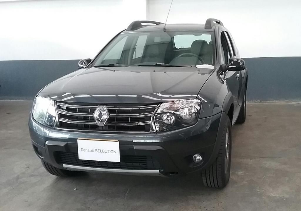 RENAULT DUSTER DYNAMIQUE AT. 2015