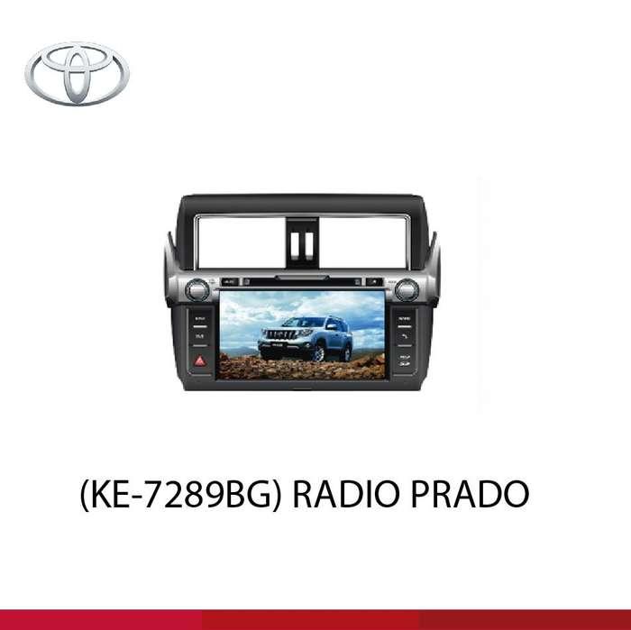 RADIO SOFTWARE A10 TOYOTA PRADO