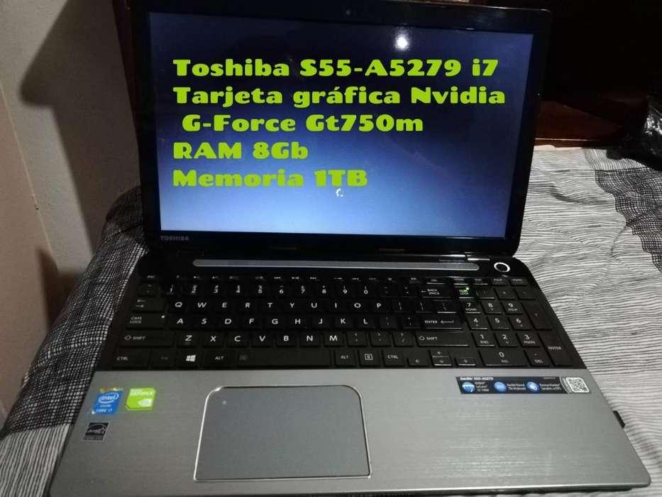 Toshiba I7