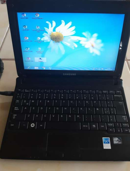 VENDO NOTEBOOK SAMSUNG NP 102S