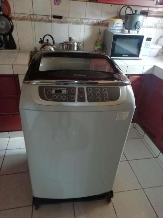 Lavadora Samsung 17kg