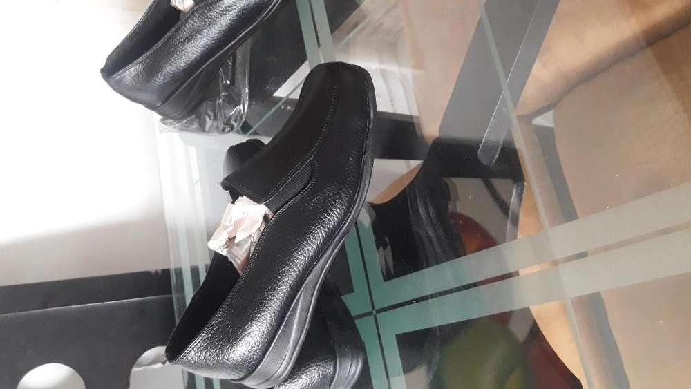 calzado dama para uniforme dotac