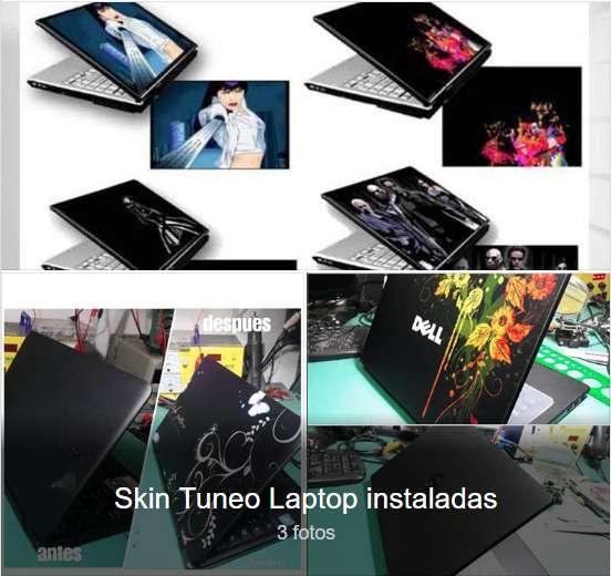 Laminas skin para Tunear tu Laptop al x mayor y menor