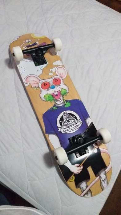Skate - Skateboard - Tabla