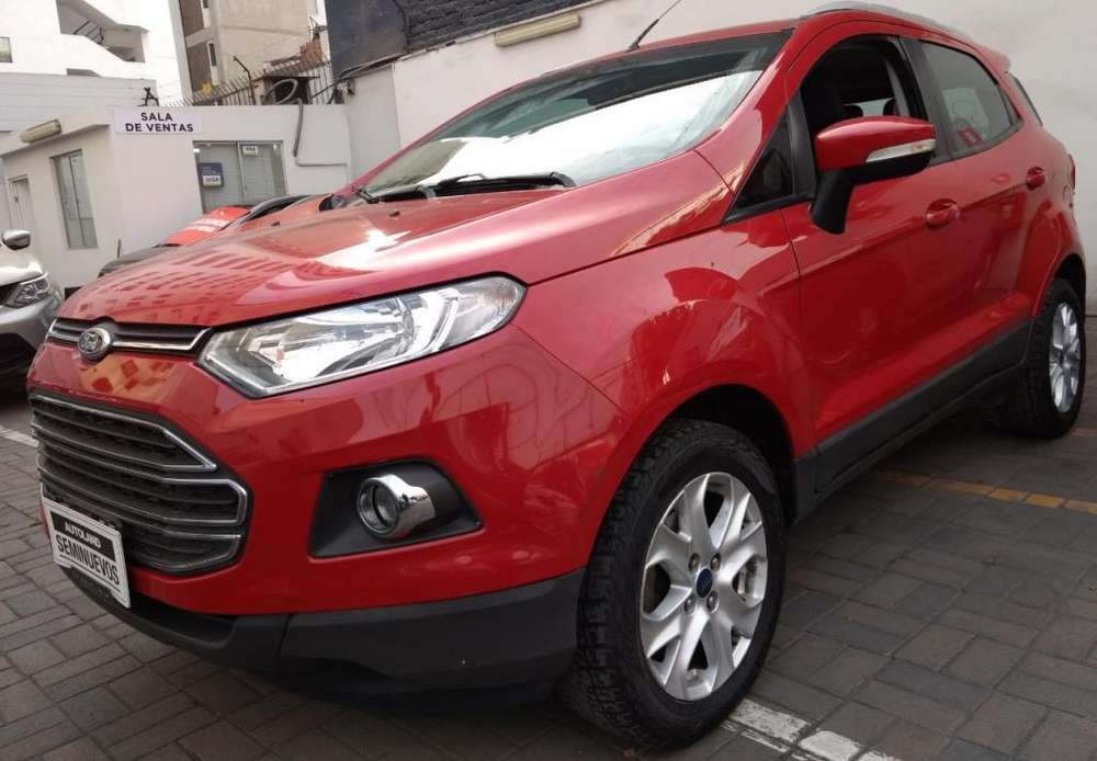 Ford Ecosport 2013 - 77872 km