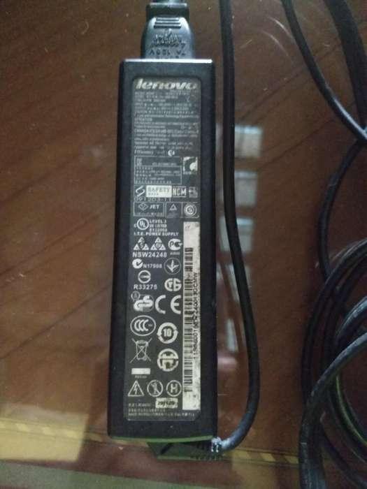 Cargador para Laptop Lenovo