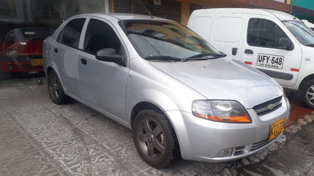 Chevrolet Aveo 2011 - 80200 km