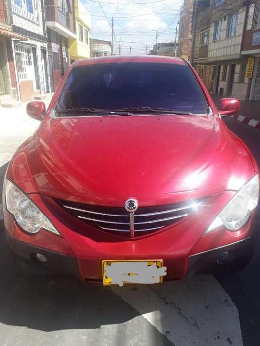 Ssangyong Actyon 2007 - 90000 km
