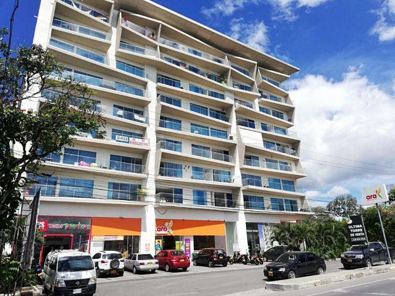 Apartamento En Arriendo En Ibague Altos De La Carolina Piso 6 Cod. ABPAI11414