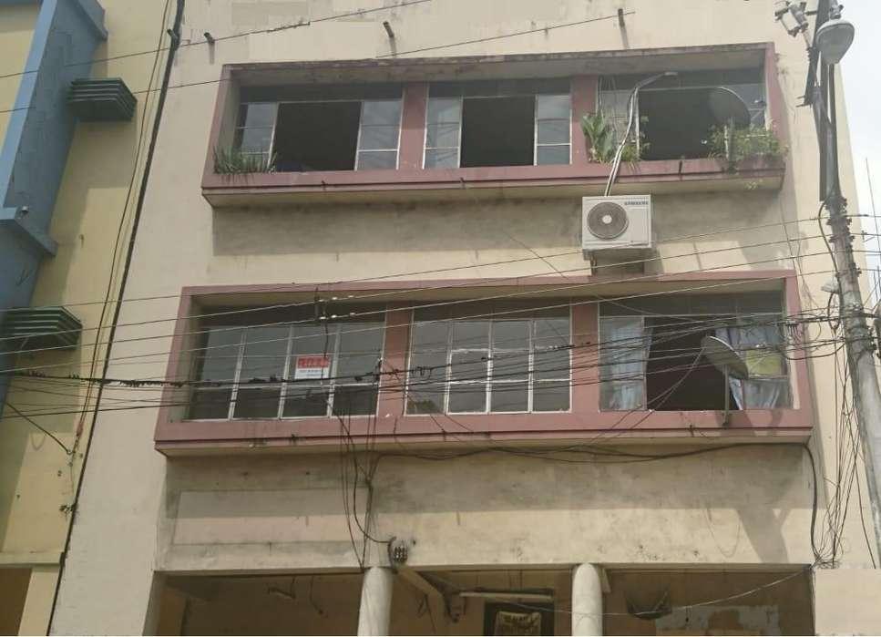 <strong>edificio</strong> de 3 Pisos con 6 Departamentos - D. Pérez
