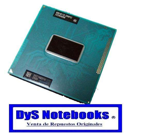 PROCESADOR INTEL CORE i5 TURBO 3.1GHz SOCKET G2 988B