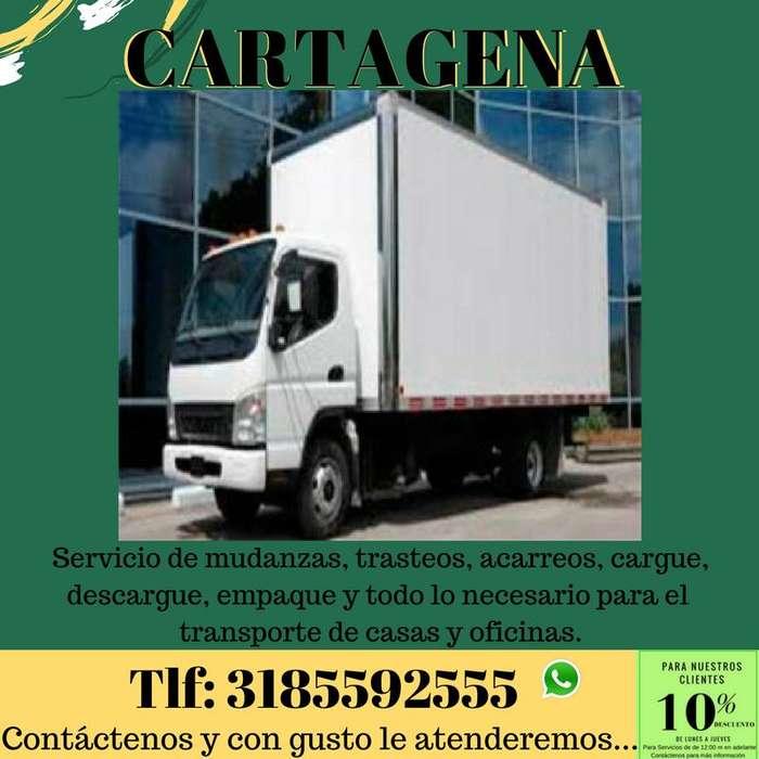 Mudanzas Económicas en Cartagena 3185592555