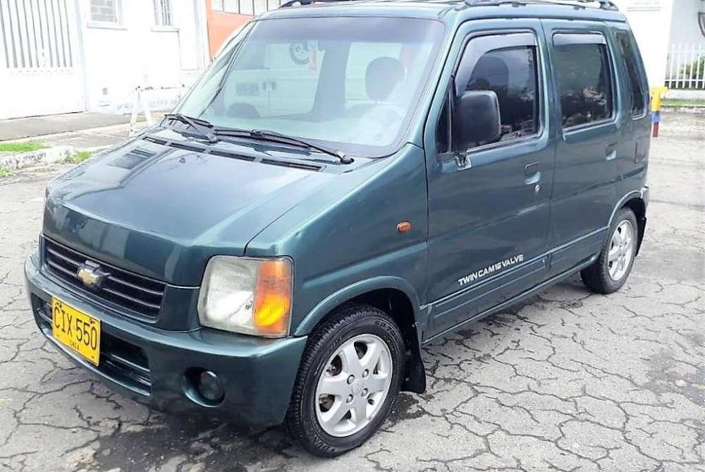 Chevrolet Wagon R 1998 - 135000 km