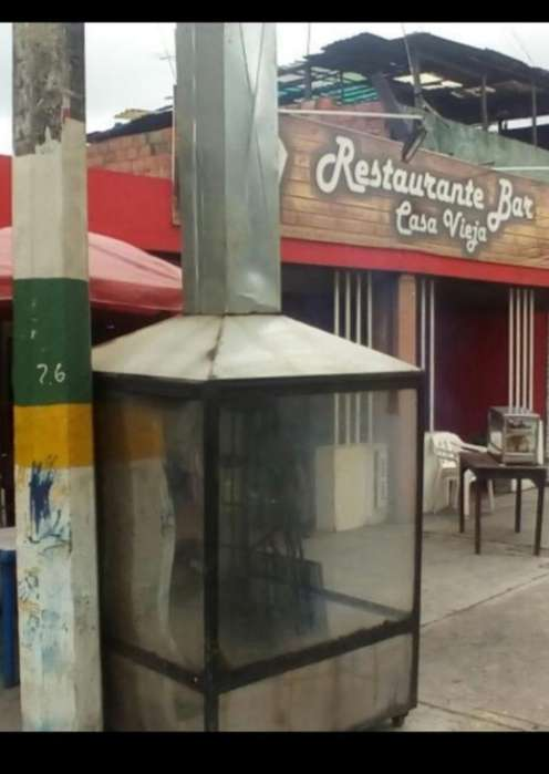 Ganga Montaje Asadero Restaurante