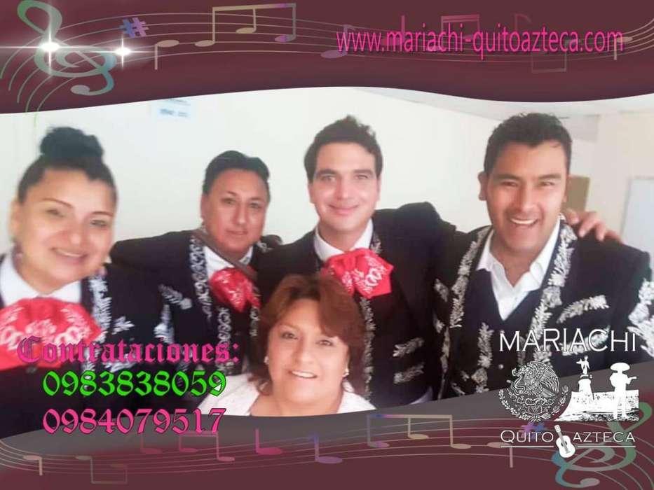 Mariachis en Carcelen Condado Cotocollao