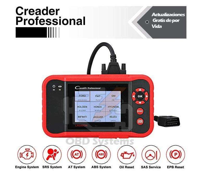 OBD2 ENG/AT/ABS/SRS EPB SAS OIL