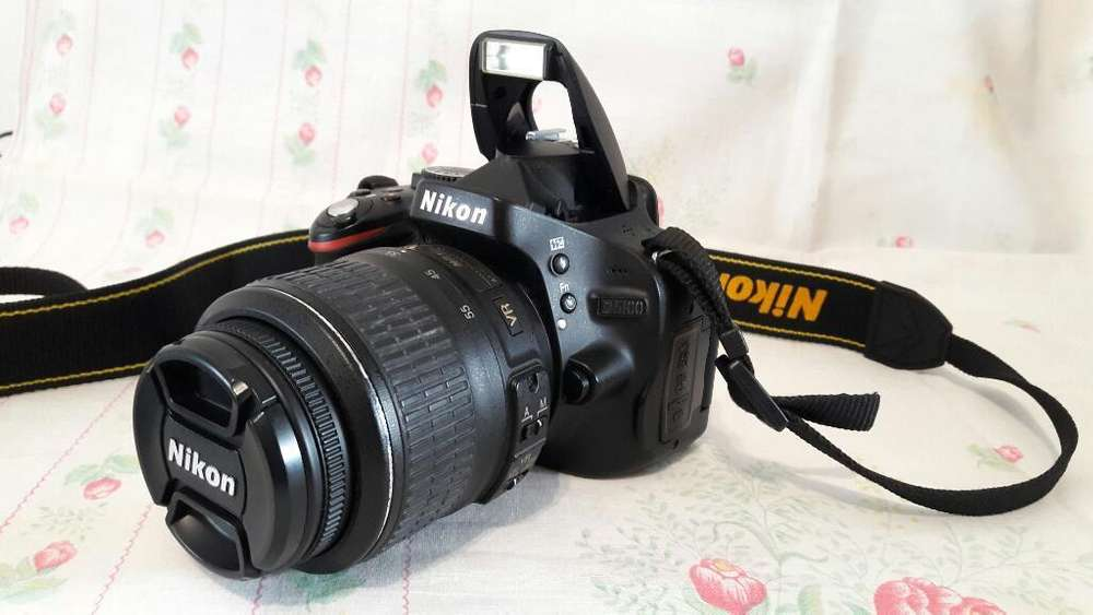 Nikon D5100 Y Accesorios