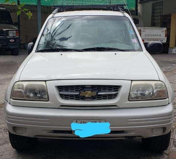 Chevrolet Grand Vitara 2001 - 142403 km
