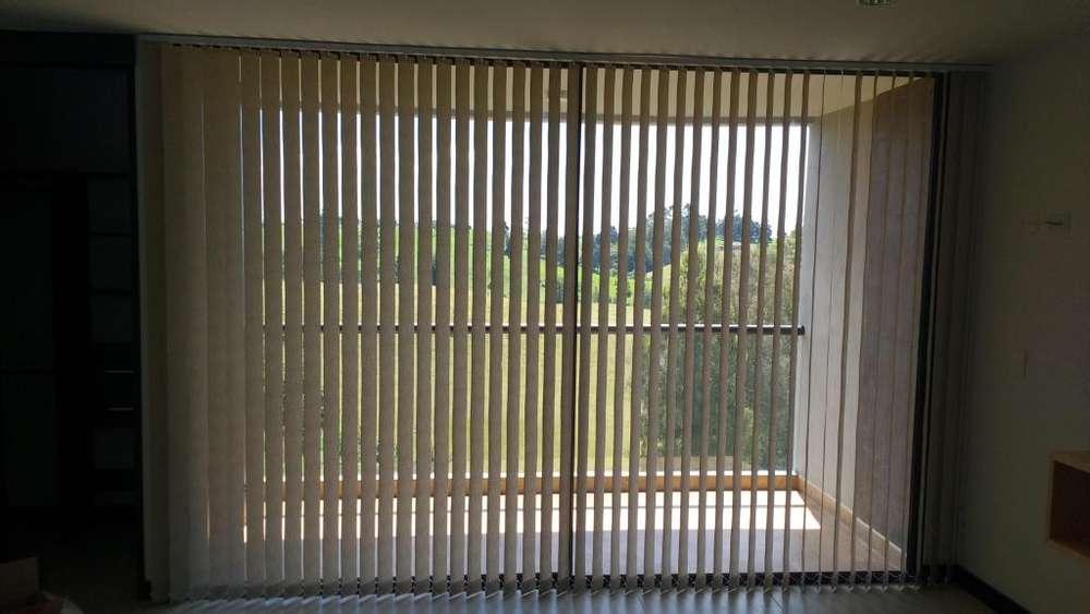 Las cortinas en Bello