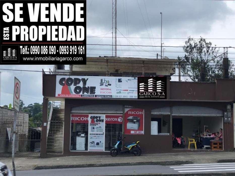 Casa Comercial en La Lorena