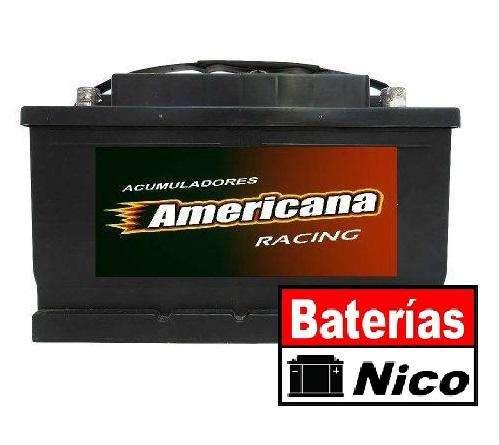 BATERÍA AMERICANA REFORZADA 12X75 (<strong>gnc</strong>-DIÉSEL)
