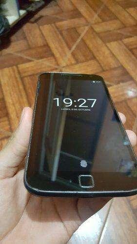 Motorola G4 plus Con detalle