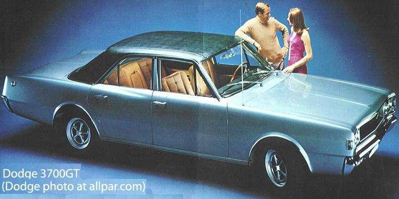Dodge 3700 GT 71 a 77 manual de taller y esquema electrico