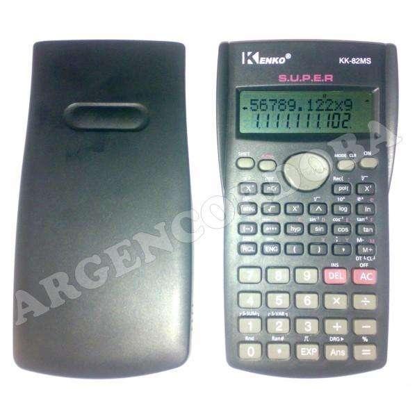 <strong>calculadora</strong> CIENTIFICA KENKO KEENLY KK-82 DISPLAY DOBLE LINEA