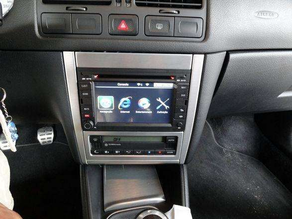 VW VOLKSWAGEN GOLF ESTEREO CENTRAL MULTIMEDIA STEREO CON ANDROID, GPS, BLUETOOTH