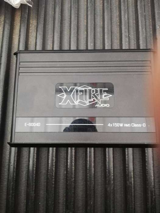 Xfire 4 Canales 150x4