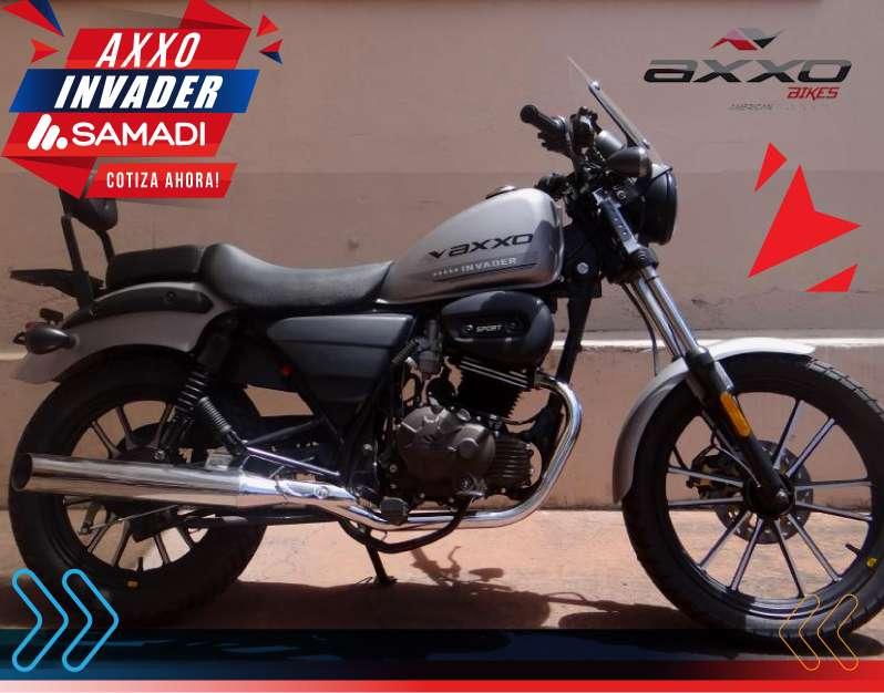 VENTA MOTO AXXO INVADER 200CC 2017