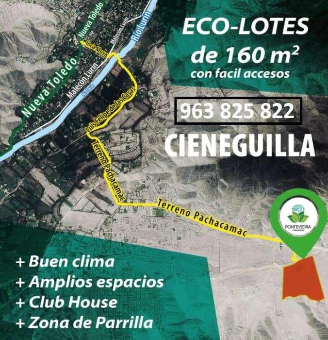 TERRENO EN CONDOMINIO A 25,000 SOLES, CIENEGUILLA